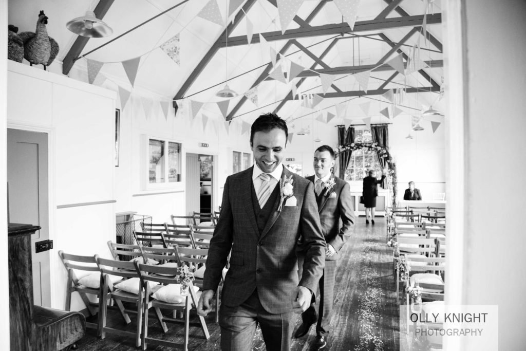 Tom & Carly's Wedding