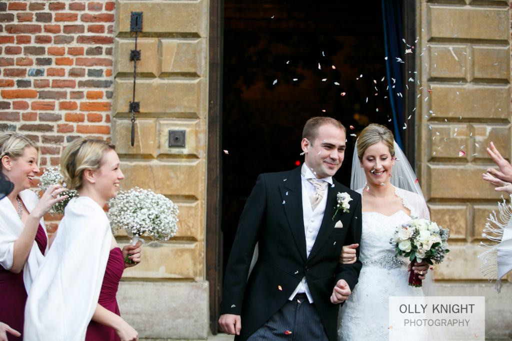 Karl & Jo's Wedding at Knowlton Court