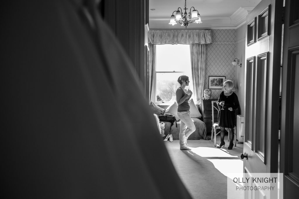 James & Emily's Wedding at Mount Ephraim Gardens