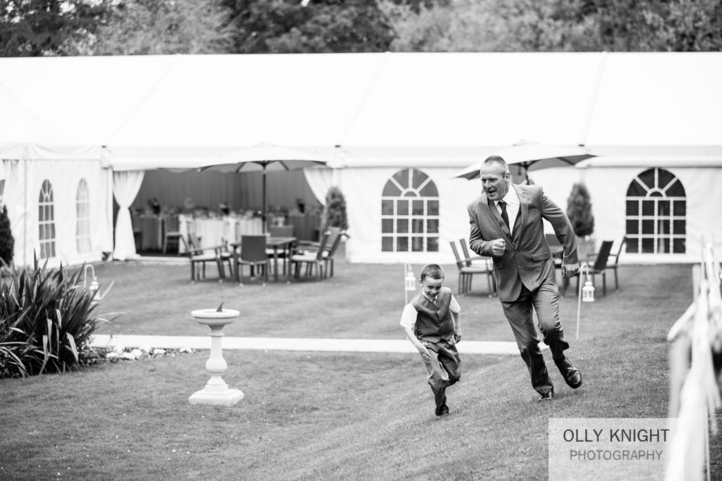 Kevin & Zoe's Wedding at Mountains Country House