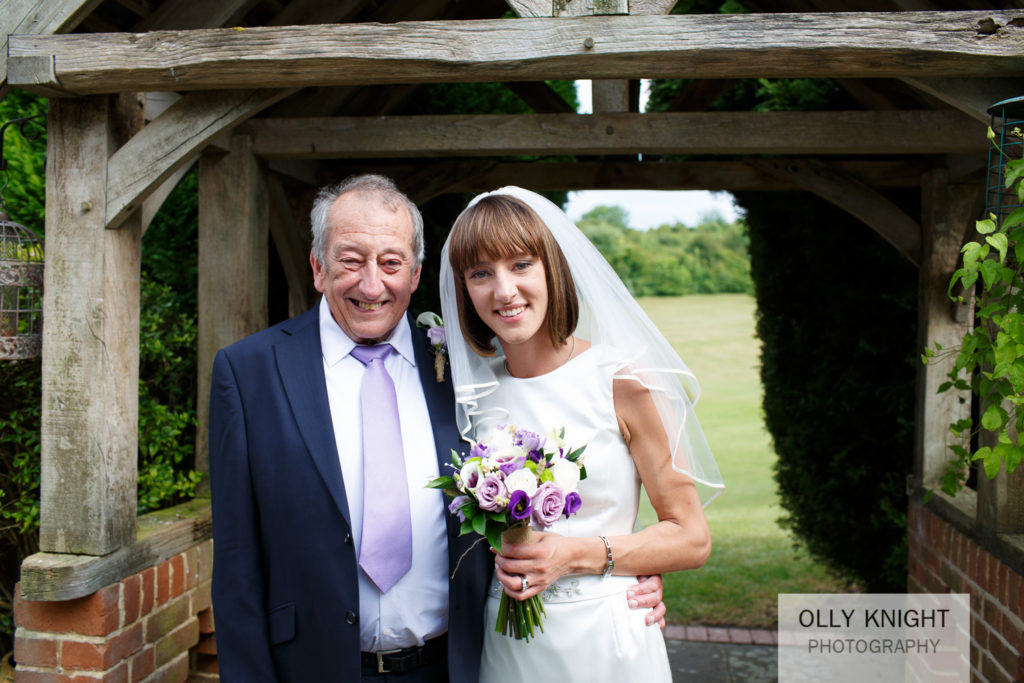 Fred & Sarah's Wedding in Lower Halstow