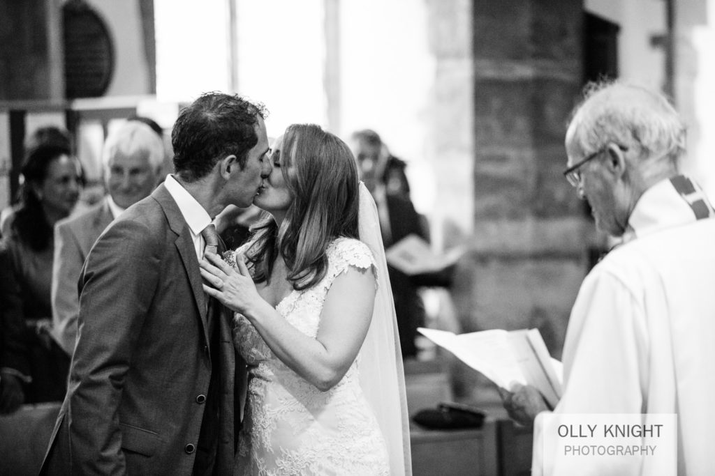 Liam & Christine's Wedding at All Saints Church in Whitstable