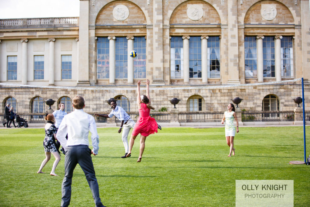 Tom & Gin's Wedding at Stowe School