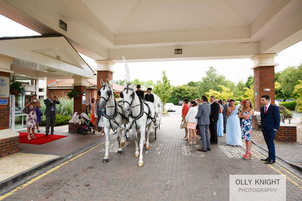 Ashley & Sophie's Wedding at The Hilton in Maidstone