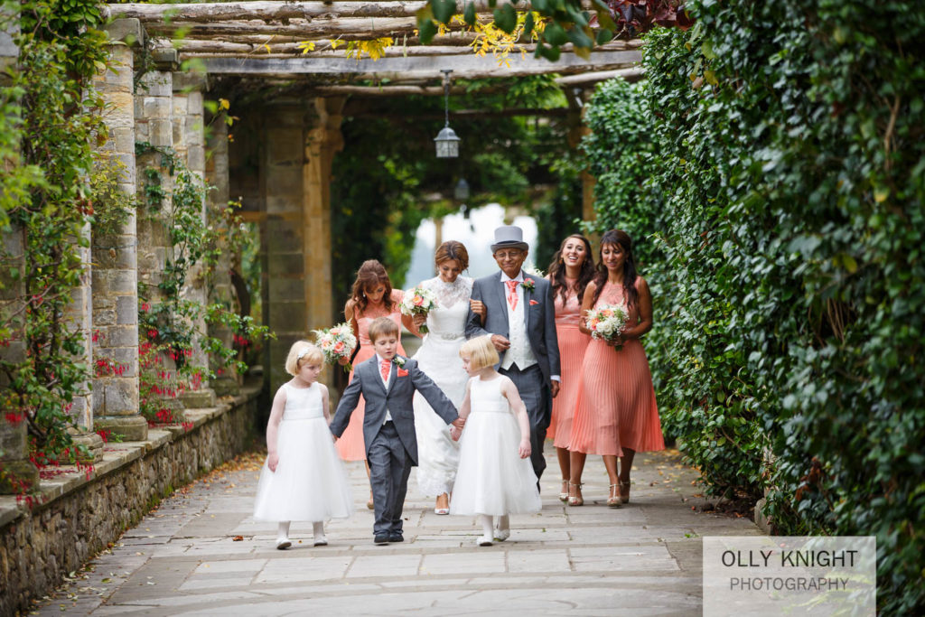 Oli & Sabina's Wedding at The Italian Gardens Hever Castle