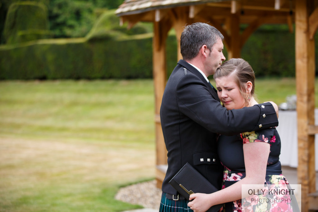 Steve & Dawn's Wedding at Knowlton Court