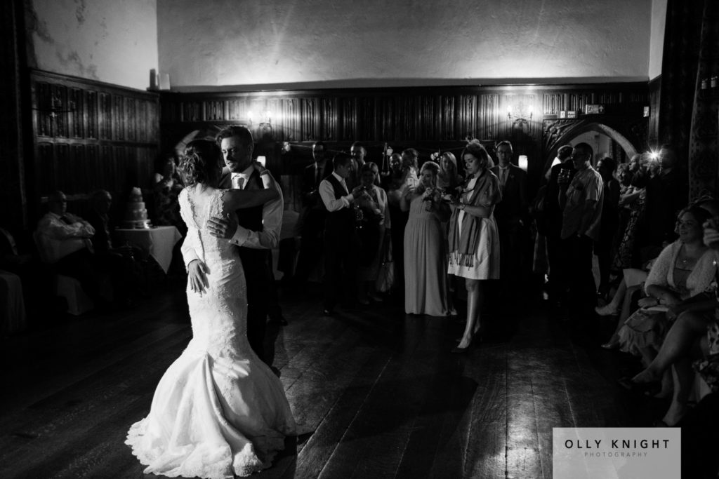 Olly & Kirsty's Wedding at Lympne Castle