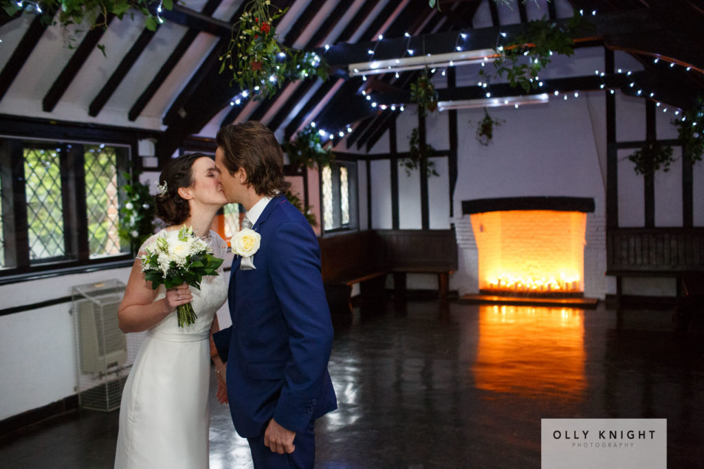 Lex & Amy's Wedding at Chilham Village Hall