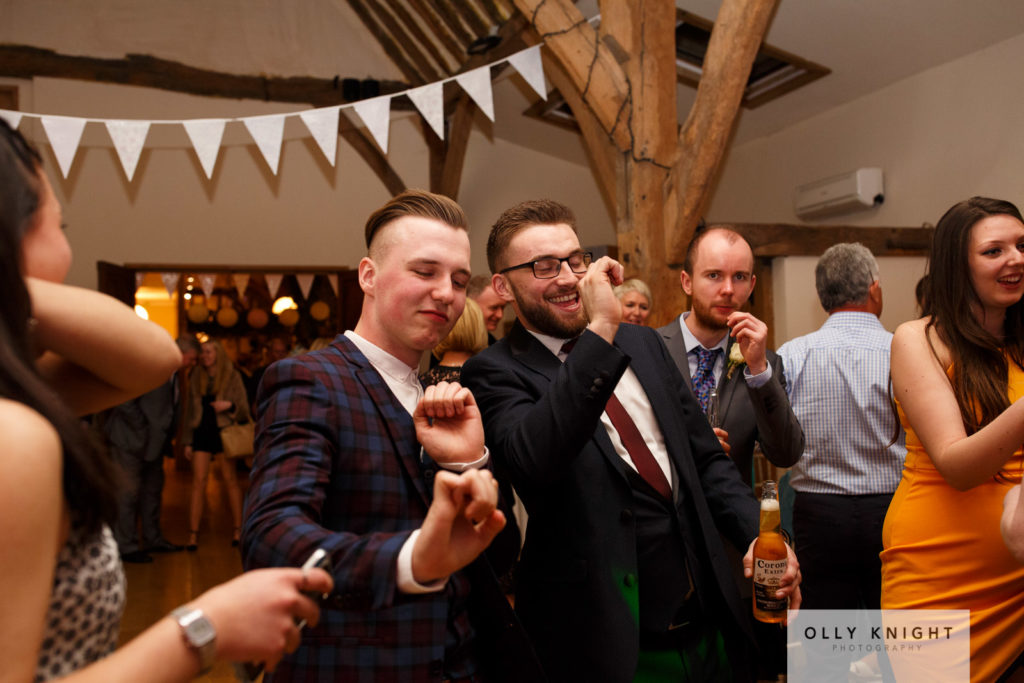 Kerry & Heather's Wedding at Winters Barns