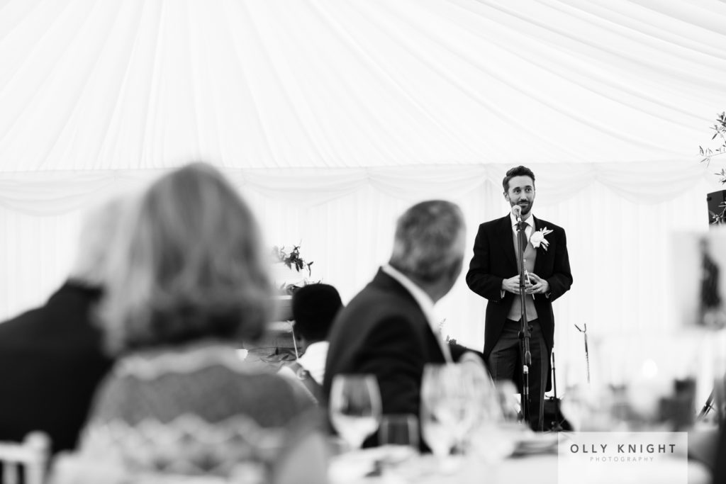 Ed & Anna's Wedding at St George's Church in Benenden