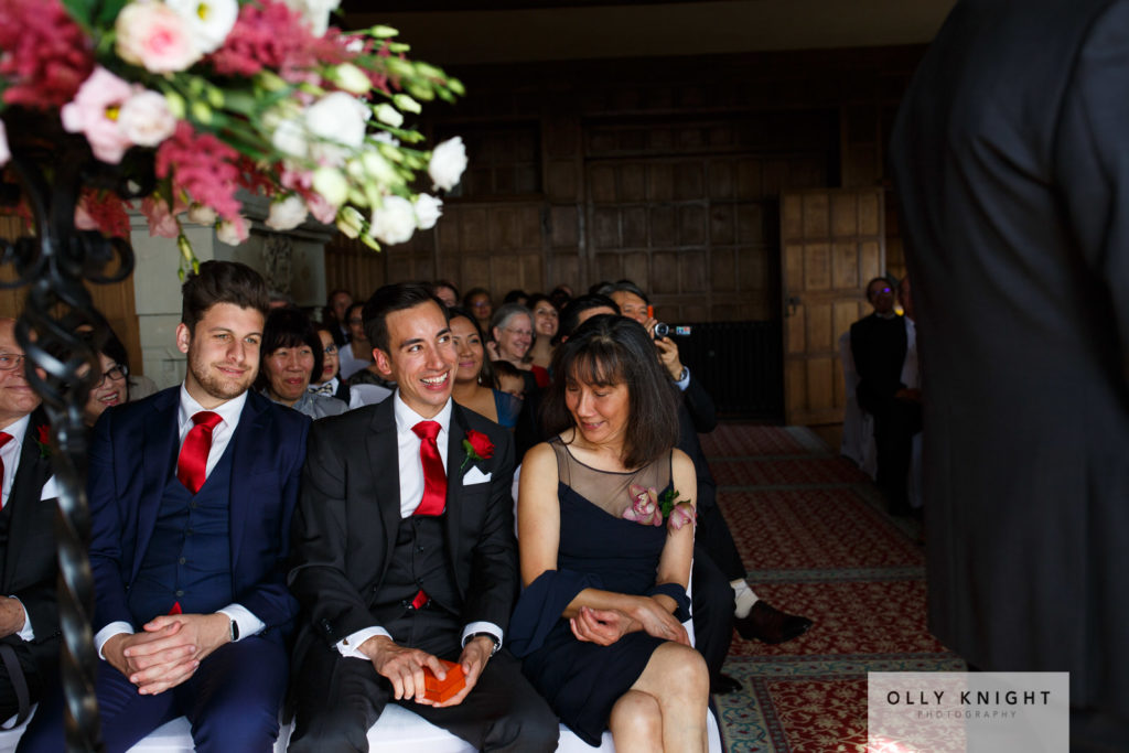 Mark & Lily's Wedding at Lympne Castle