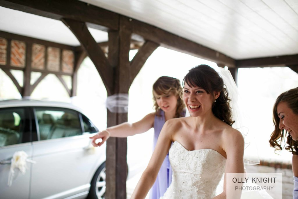 Dan & Ashley's Wedding at Chilham Village Hall