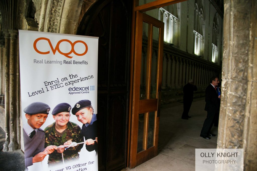 CVQO Level 1 Presentation Evening