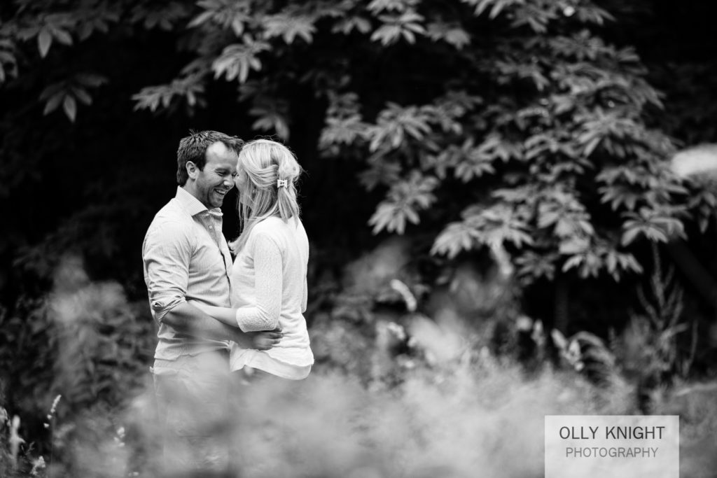 Tom & Gin Pre Wed Shoot at Blean Woods in Canterbury
