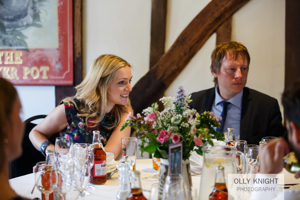Jamie & Sarah's Wedding at The Shepherd Neame Brewery in Faversh