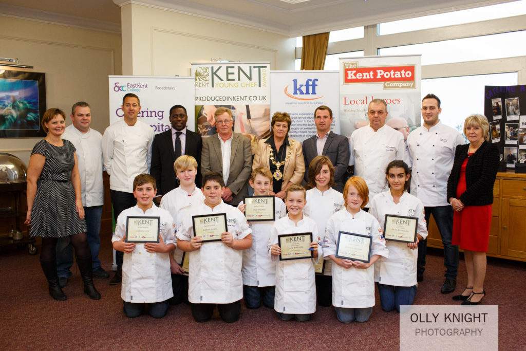 Kent Young Chef of the Year 2014