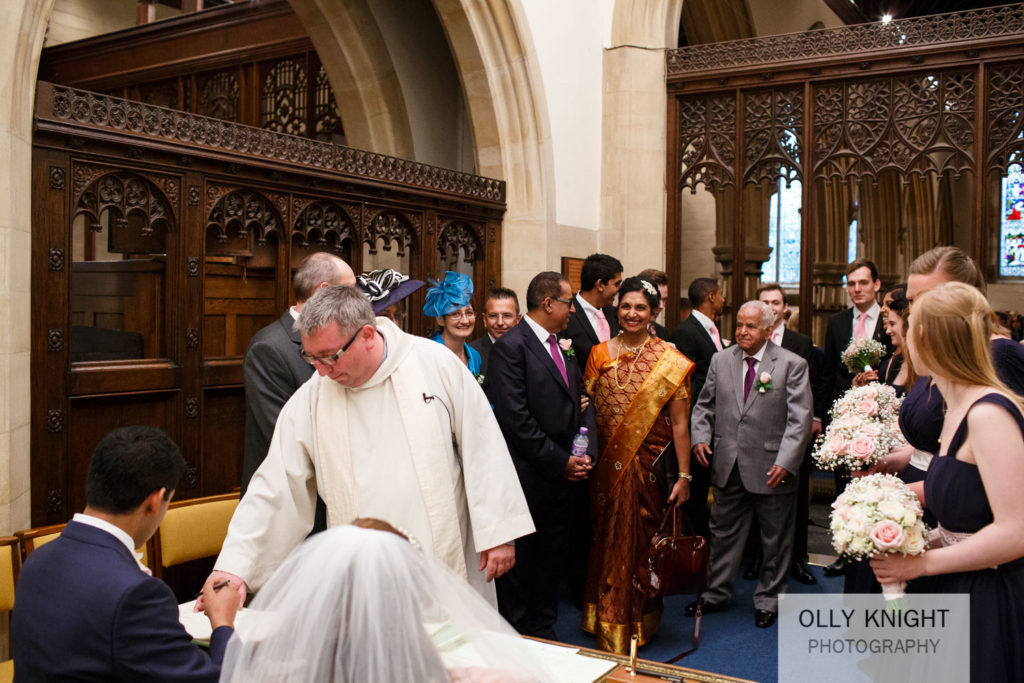 Sandeep & Rhean's English Asian Wedding at Denbies in Surrey