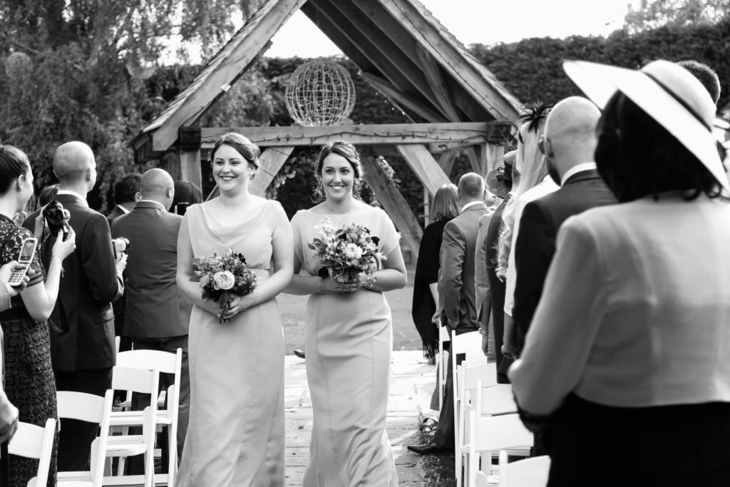 Phil & Karla's Wedding at Winters Barns in Canterbury