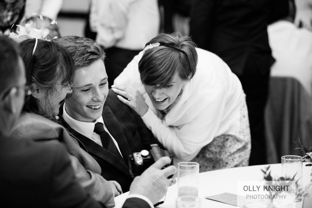 Tom & Lisa's Wedding at Chilham Village Hall