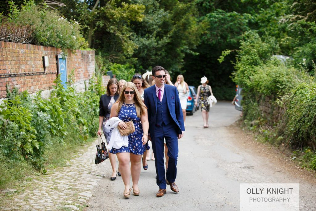 Graeme & Ellie's Wedding at All Saints Church in Ulcombe-10