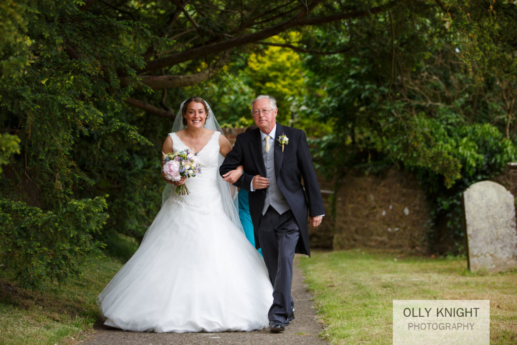 Graeme & Ellie's Wedding at All Saints Church in Ulcombe-17