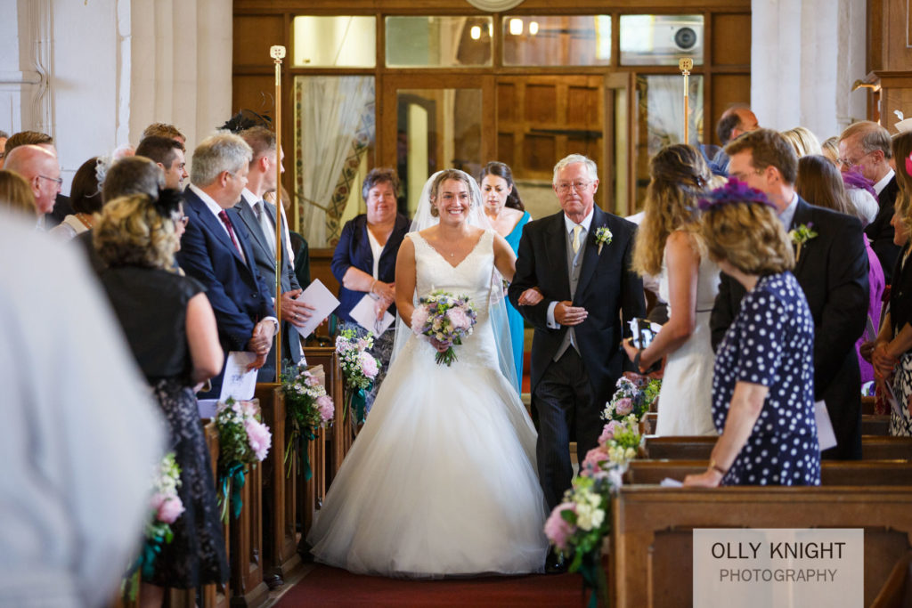 Graeme & Ellie's Wedding at All Saints Church in Ulcombe-19