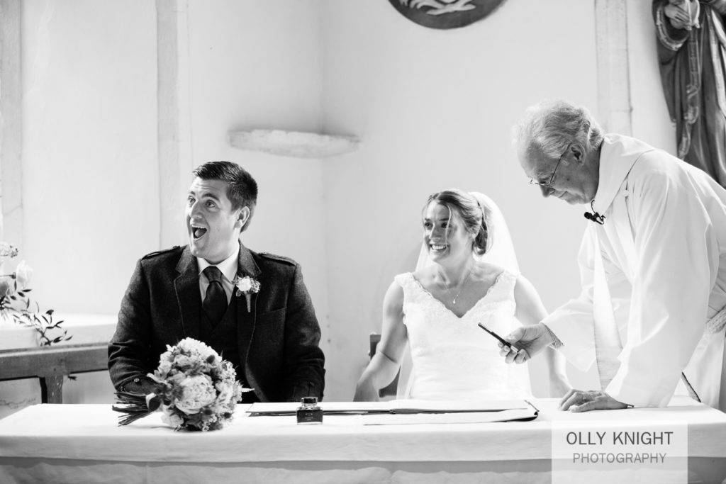 Graeme & Ellie's Wedding at All Saints Church in Ulcombe-22