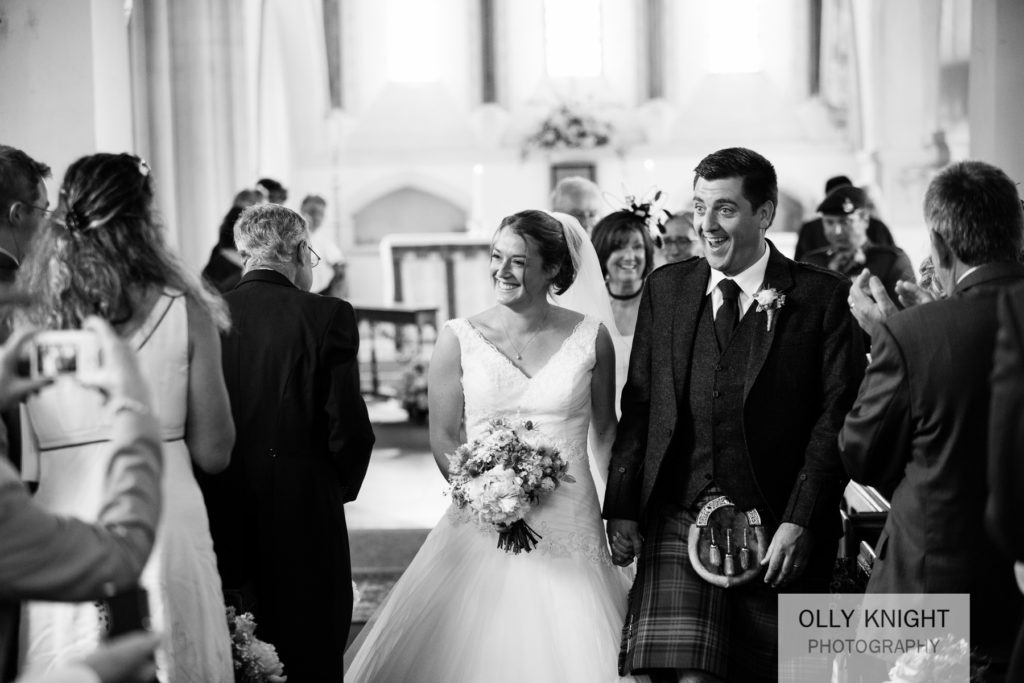 Graeme & Ellie's Wedding at All Saints Church in Ulcombe-29