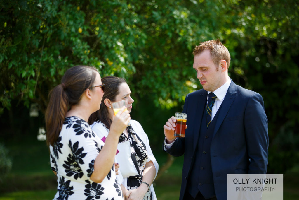 Graeme & Ellie's Wedding at All Saints Church in Ulcombe-34