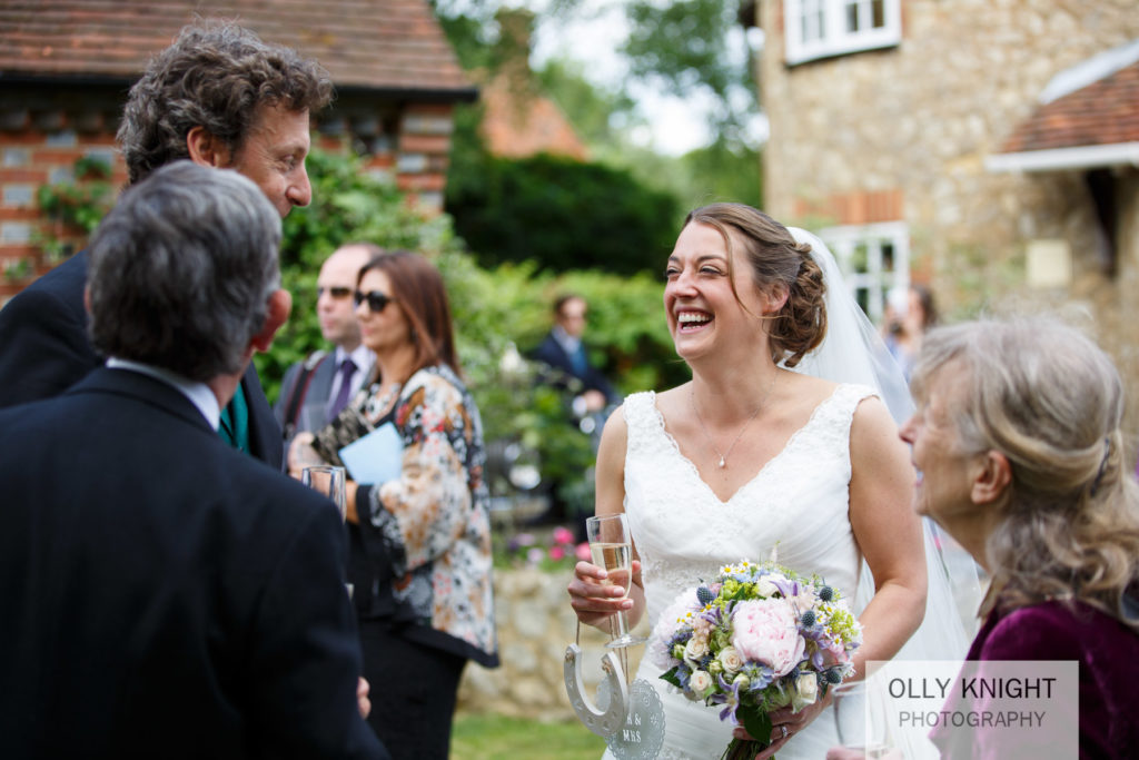 Graeme & Ellie's Wedding at All Saints Church in Ulcombe-39