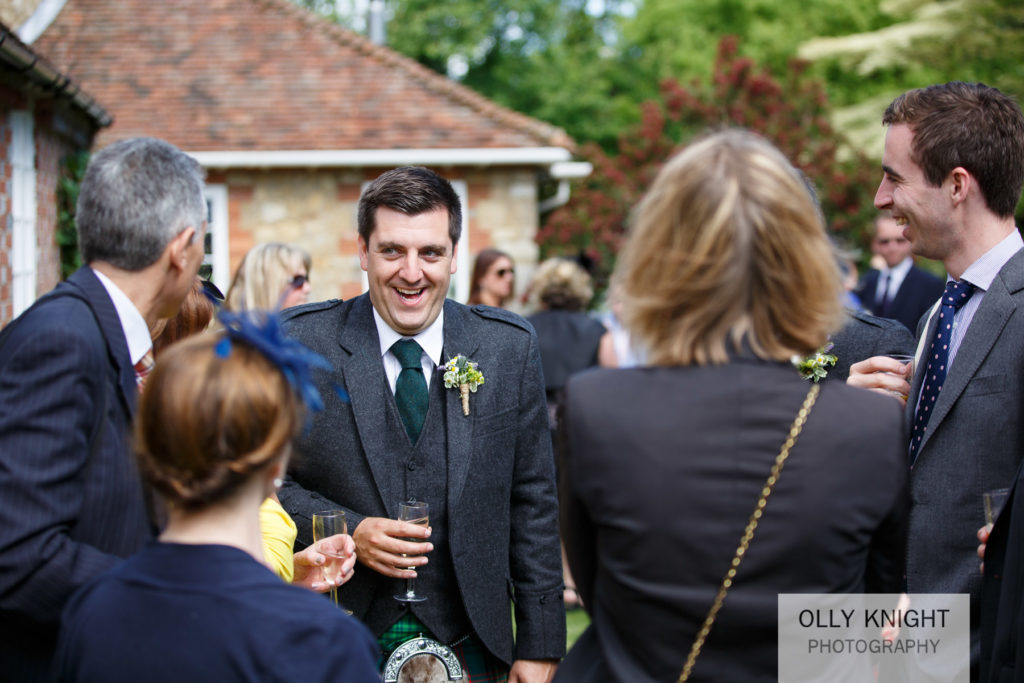 Graeme & Ellie's Wedding at All Saints Church in Ulcombe-46