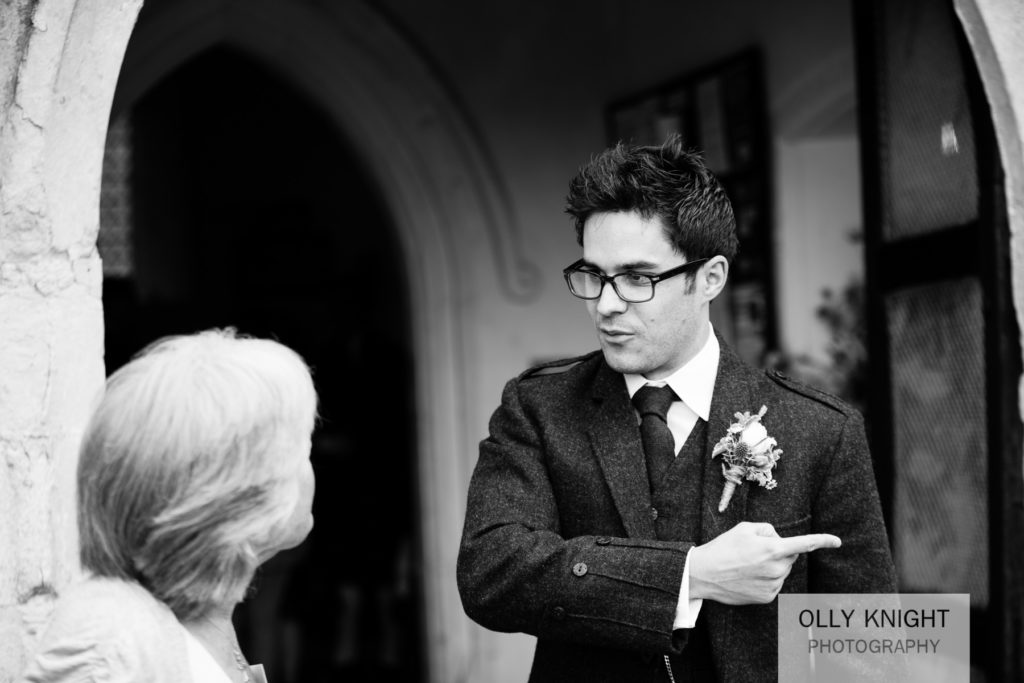 Graeme & Ellie's Wedding at All Saints Church in Ulcombe-8