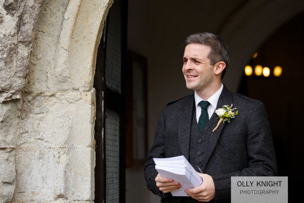 Graeme & Ellie's Wedding at All Saints Church in Ulcombe-9