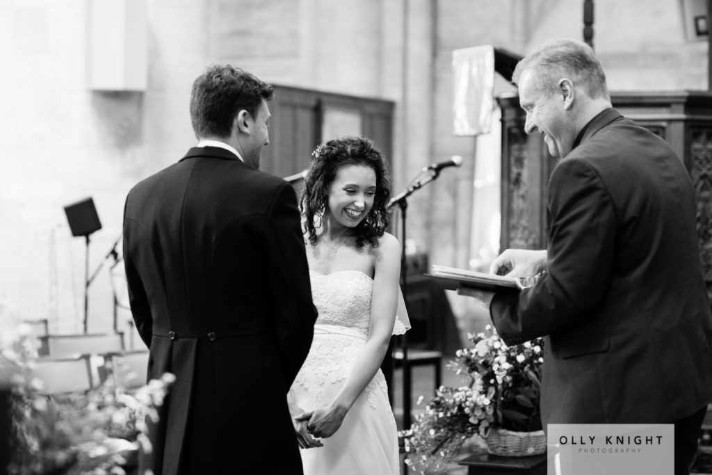Mark & Hannah's Wedding at Malmesbury Abbey & Great Tythe Barn
