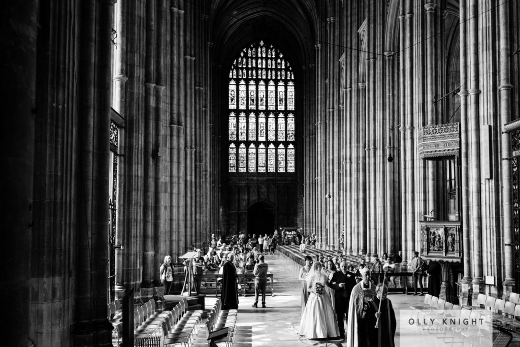 Pete & Liz's Wedding at Canterbury Cathedral