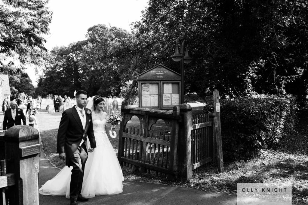 Jason & Sarah's Wedding at Crown Lodge in Kent